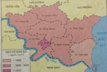 Thực hành bài 4: Phân tích lược đồ dân số và tháp tuổi - Địa lí 7 trang 13