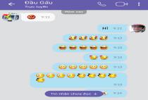 Hướng dẫn cách chát với bạn bè trên Viber