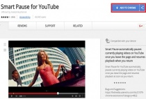 Tự động dừng phát video trên youtube khi chuyển Tab