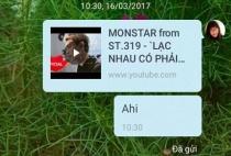 Cách chia sẻ video hay trên youtube cho bạn bè qua tin nhắn Zalo