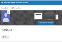 Hướng dẫn tạo thêm kênh Youtube đơn giản