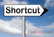 Cách tạo Shortcut cho tập tài liệu trong word đang làm việc dở dang