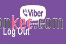 Hướng dẫn cách đăng xuất tài khoản Viber trên điện thoại
