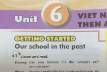 Getting started - Unit 6: Vietnam: Then and now