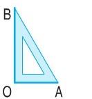anh 2 goc vuong - Giải bài tập Toán lớp 3 bài Góc vuông, góc không vuông