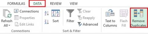 Cách lọc và xóa dữ liệu trùng lặp trong bảng tính Excel