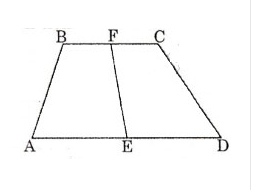 Giải bài 4: Diện tích hình thang - Toán 8 tập 1