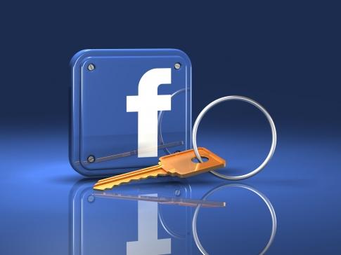 Mật khẩu tài khoản facebook