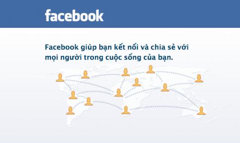 chọn ngôn ngữ tiếng việt cho facebook