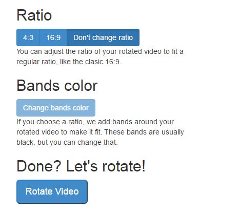 Cách xoay video khi bị ngược nhanh và đơn giản nhất