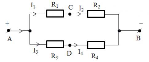 Chuyên đề vật lý 9: Định luật ôm cho đoạn mạch có các điện trở mắc hỗn hợp