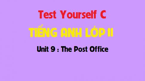 C Unit Testing